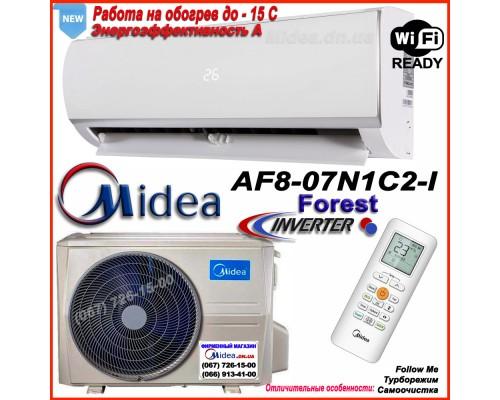 Кондиционер Midea AF8-07N1C2-I/AF8-07N1C2-O Forest DC Inverter