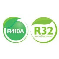 Основные отличия фреона R32 от R410a